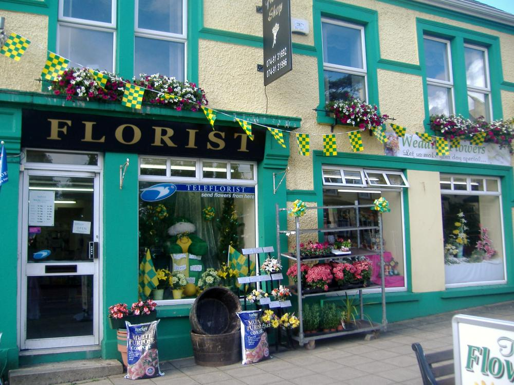 The Flower Shop Flowers Donegal Wedding Funeral